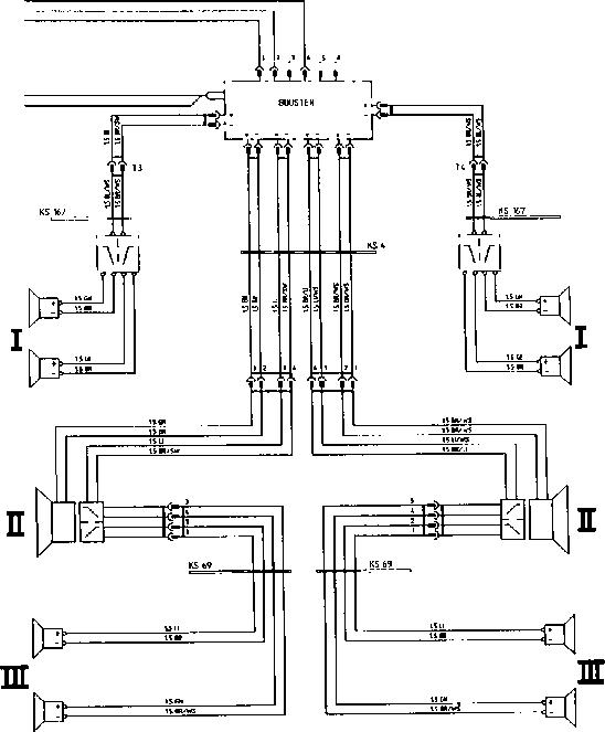 60 watt bass amplifier circuit schematic