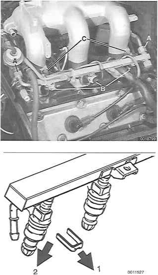 Oxygen sensor heater circuit testing - Porsche 911 1984 1989
