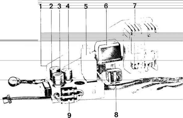 1970 porsche 911 wiring diagram