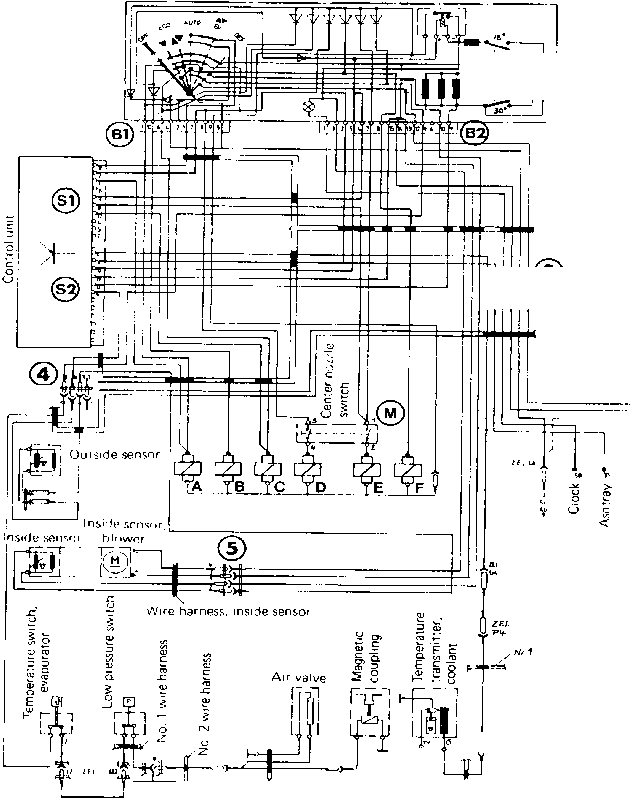 porsche start wiring diagram