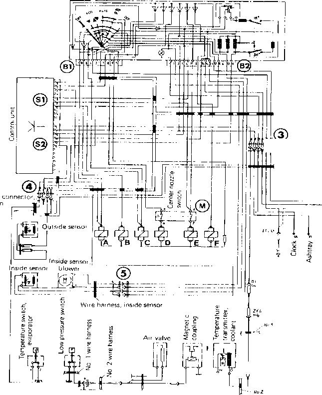 79 trans am ac wiring harness diagram