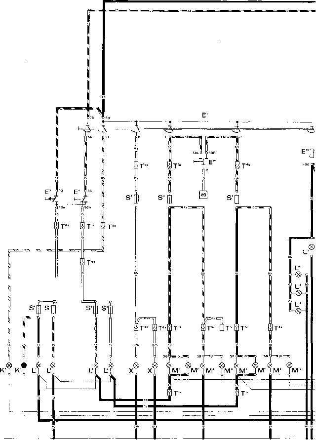 porsche 930 turbo wiring diagram