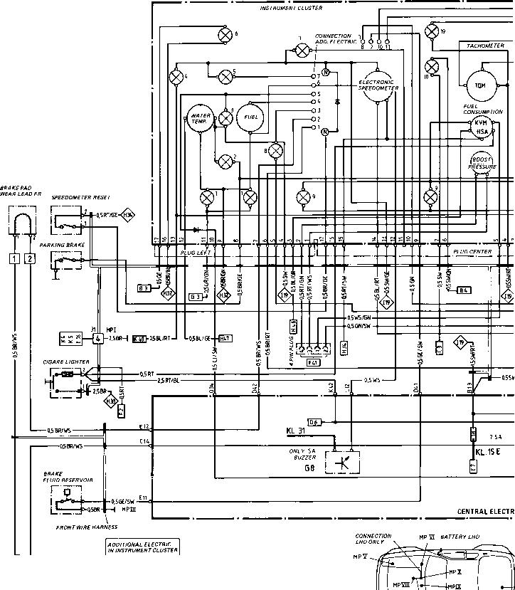 1987 porsche 944 engine diagram