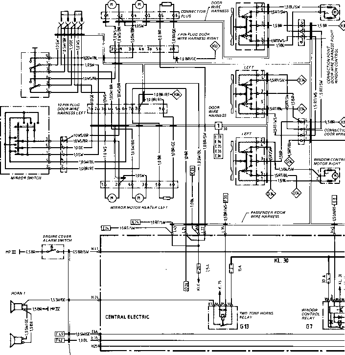 mirror wiring harness wiring harness wiring diagram wiring