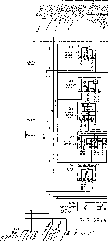 87a relay wiring diagram for fuel pump