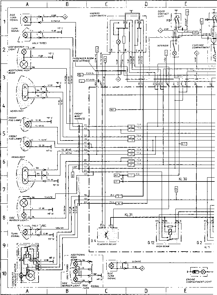 amplifier wiring diagram images