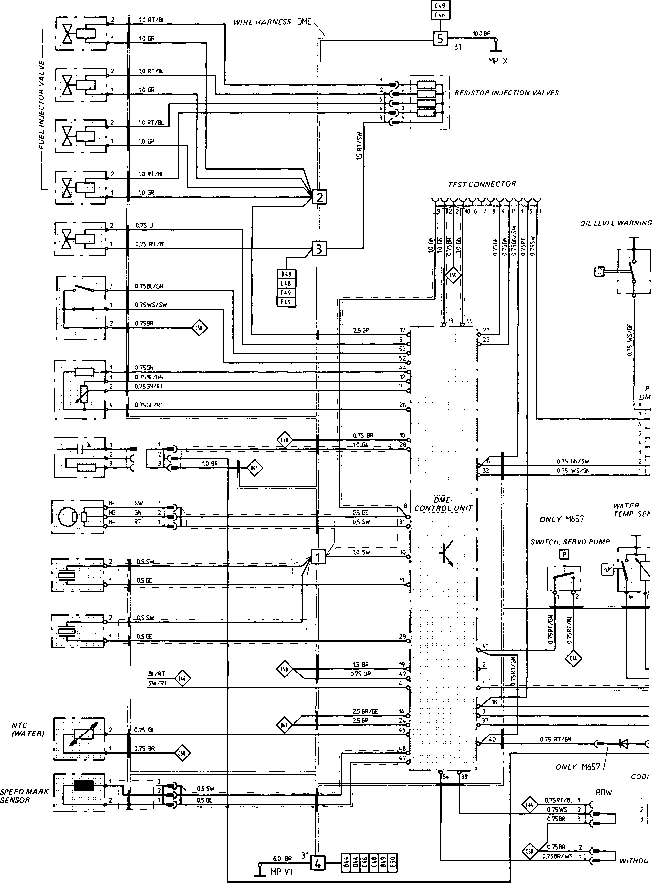 1983 porsche 944 electrical diagram