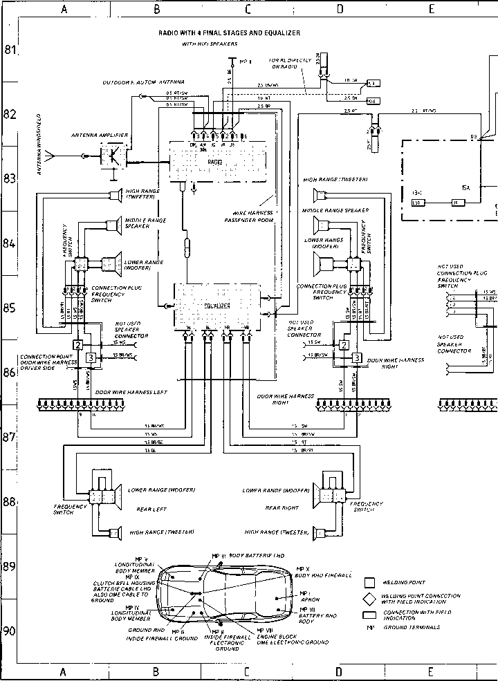 porsche 944 turbo engine diagram