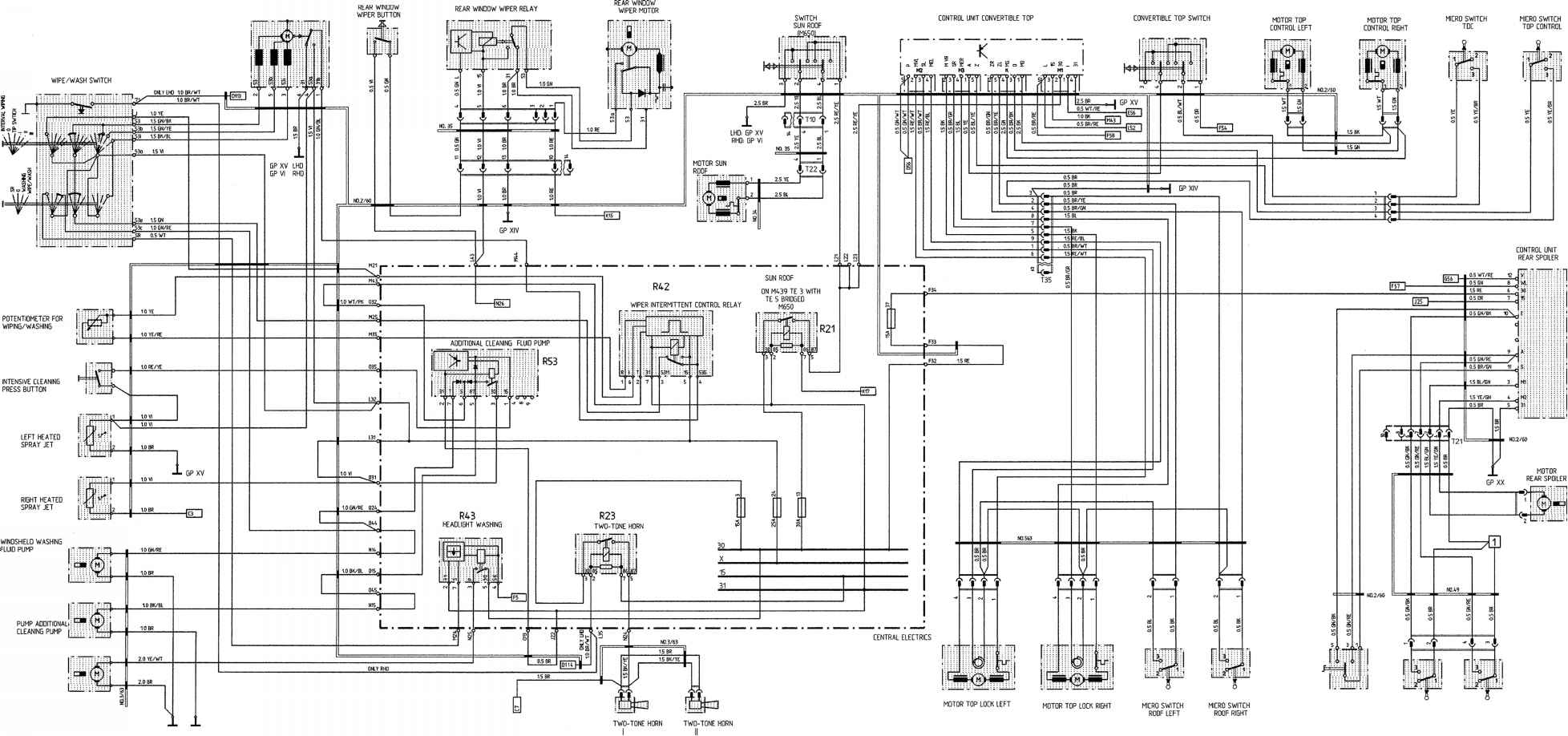 porsche cdr 24 wiring