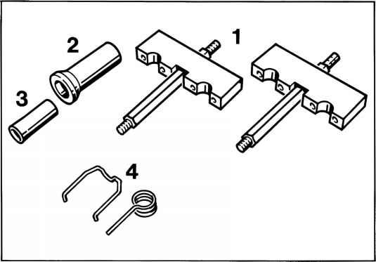 porsche timing belt tension gauge