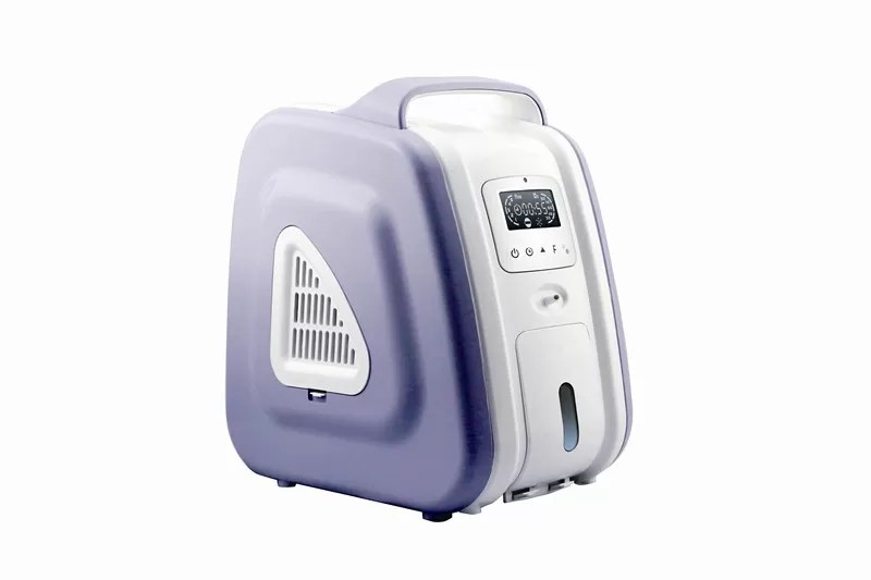 Heat Balance System Oxygen Concentrator Humidifier With