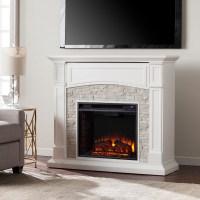 """45.75"""" Seneca Electric Media Fireplace"""