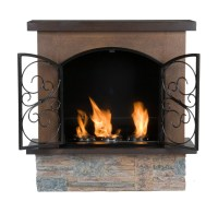 Electric Fireplaces from PortableFireplace.com