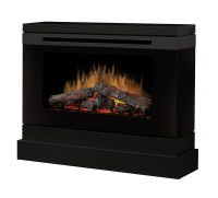 "45"" Dimplex Slater Black Electric Fireplace - DCF44B"