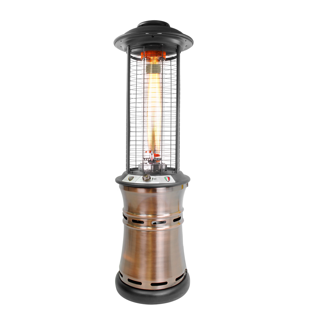 Italia Cylindrical Collapsible 6 Ft Commercial Flame