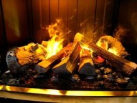 The 5 Most Realistic Electric Fireplaces ...