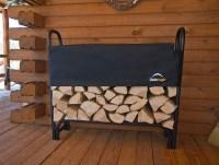 Firewood Racks: Heavy Duty Firewood Storage Rack ...