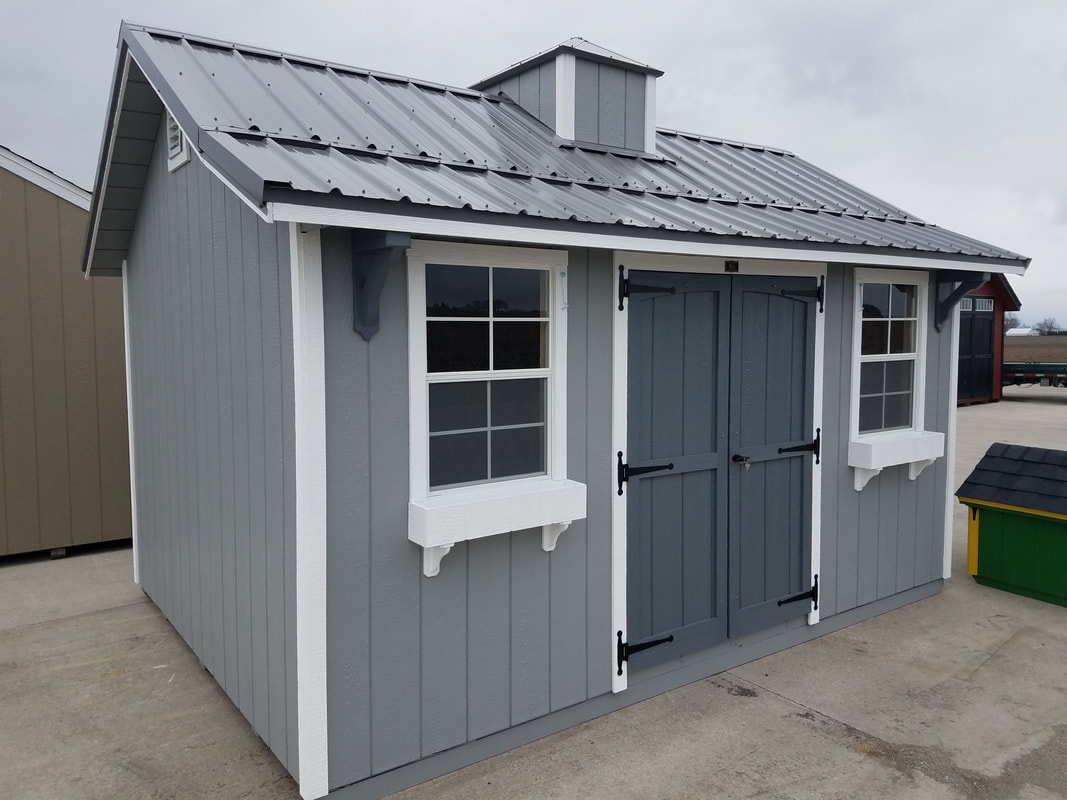 Portable Storage Buildings Sheds Garages Springfield Il