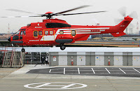 Un super Puma de plus pour les pompiers Japonais