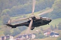 crash: perte d'un hélicoptère Cougar d'eurocopter