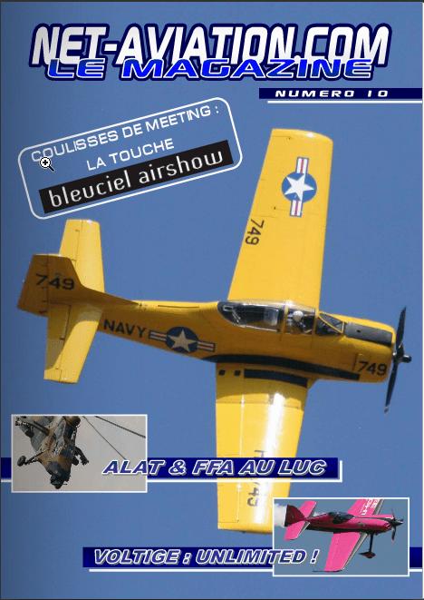 Découvrez Net Aviation, le Magazine en ligne gratuit !