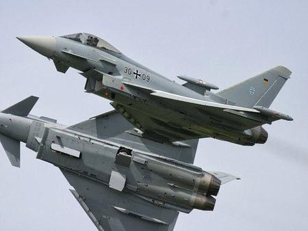 L'Allemagne, partenaire à la fiabilité douteuse, annule 37 Eurofighter.