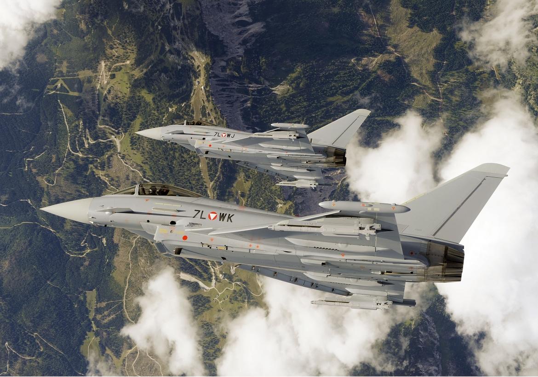 Le programme Eurofighter ou la complexité des programmes internationaux Partie 2 : progression et évolutions