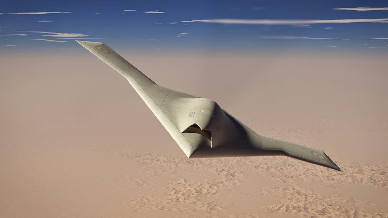 SCAF : Systéme de Combat Aérien du Futur, l'étude de faisabilité est signée !