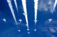 Exclusif : 10 Mirage 2000 pour une séance shooting à 40 000 pieds !