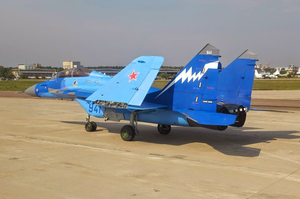 L'Aviation Navale Russe en 2015