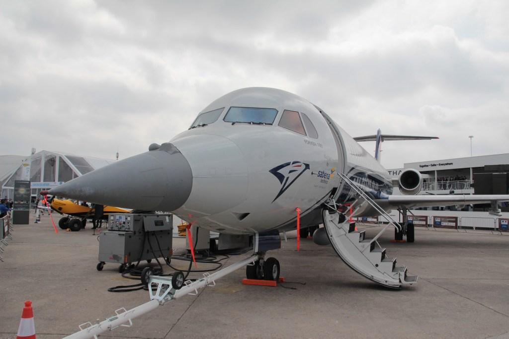 Certes, ce n'est pas le plus beau des avions...