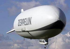 Zeppelin NT, Crédit Zeppelin Luftschifftechnik