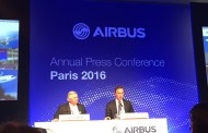 Airbus présente son bilan 2015