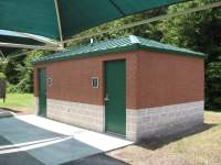 Outdoor Restrooms Gallery | Porta-King Building Systems