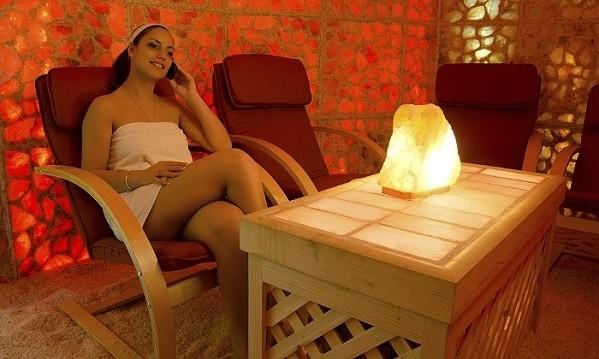Solné lampy překvapí svými účinky