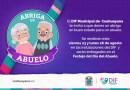 """DIF Coahuayana invita a la campaña """"Abriga a un Abuelo"""""""