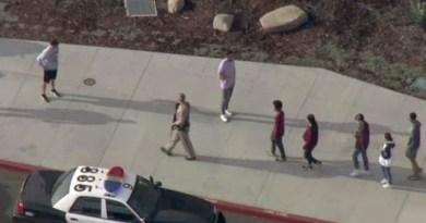 Tiroteo en escuela de California; hay varias víctimas