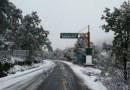 Se registra caída de nieve en Jalisco