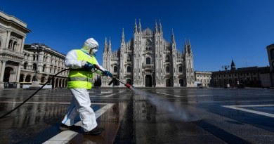 ¡Lamentable! Por saturación de cuerpos, cierran el crematorio más grande en Milán