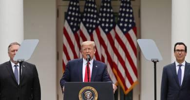 Trump anuncia que Estados Unidos rompe relaciones con la OMS