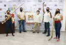 Incode lleva a cabo demostración de juegos y deportes autóctonos y tradicionales