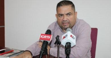 Rueda de prensa con diputado Guillermo Toscano