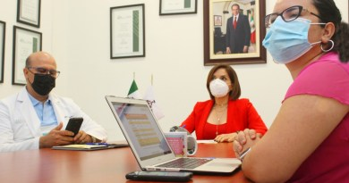 Reunión de Red Colimense de Municipios por la Salud