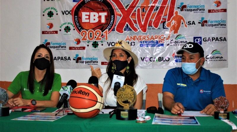 Tecomán Baloncesto (1)