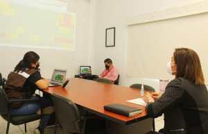 Salud-Reunión de la Red Colimense de Municipios por la Salud