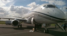 EMBRAER Executive Jets – LINEAGE 1000 na LABACE 2013