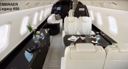 EMBRAER Legacy 650 Virtual Tour