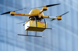 Drones ainda são desafio para realizar entregas
