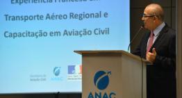 Brasil e França compartilham experiências sobre aviação regional