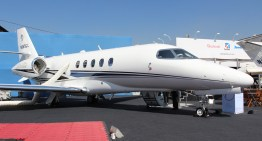 Cessna 680A Citation Latitude